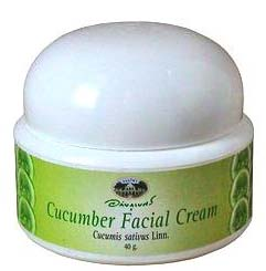 Obvious, you Cucumber facial moisterizer